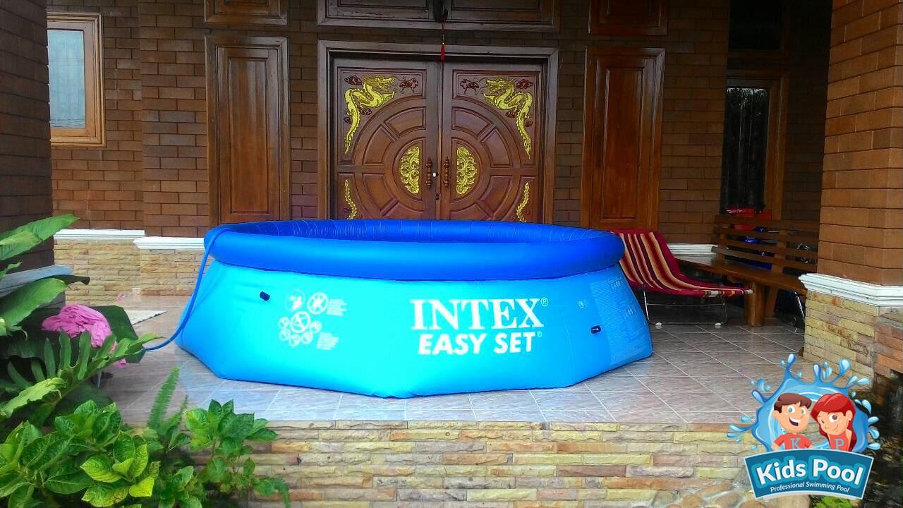สระน้ำเป่าลม Intex Easy Set 10 ฟุต 0025