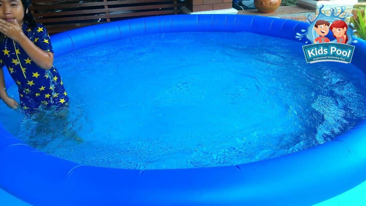 สระน้ำเป่าลม Intex Easy Set 10 ฟุต 0026