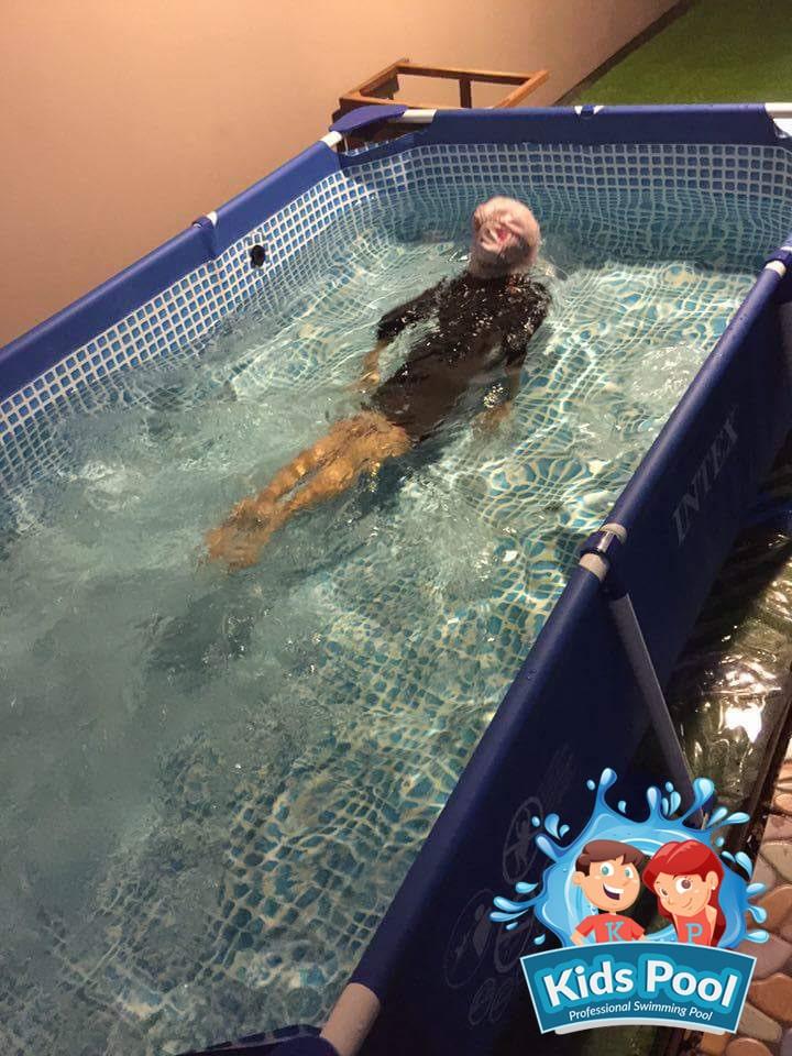 สระว่ายน้ำสำเร็จรูป Intex Metal Frame 001