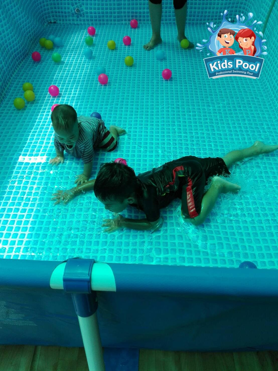 สระว่ายน้ำสำเร็จรูป Intex Metal Frame 0045