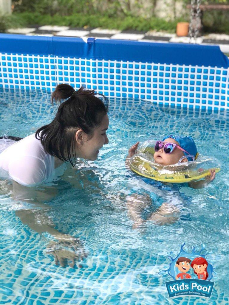 สระว่ายน้ำสำเร็จรูป Intex Metal Frame 0048