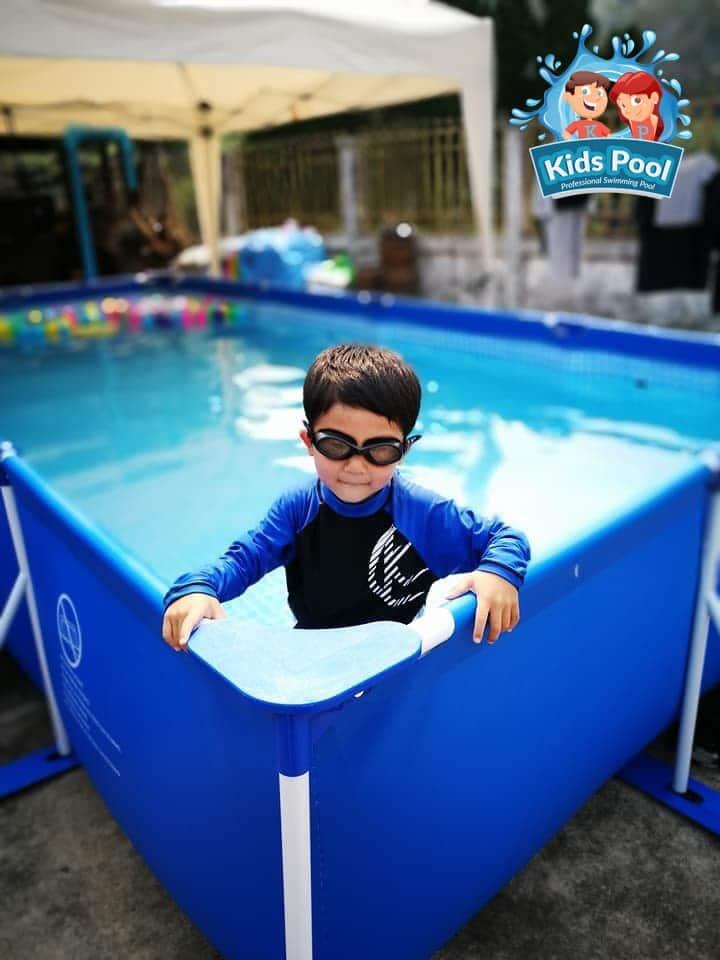 สระว่ายน้ำสำเร็จรูป Intex Metal Frame 0062