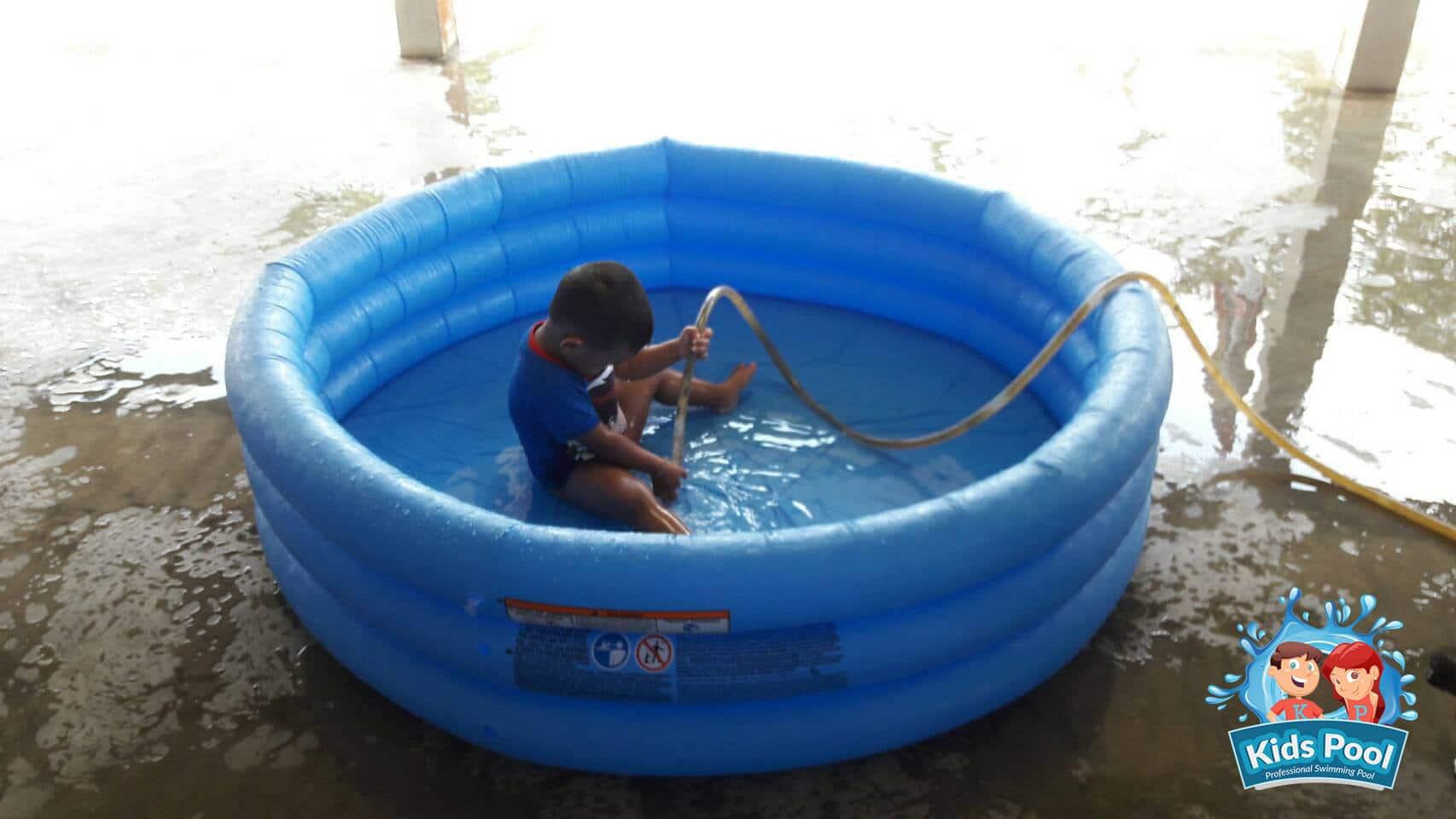 สระน้ำเด็กเป่าลม INTEX 58446