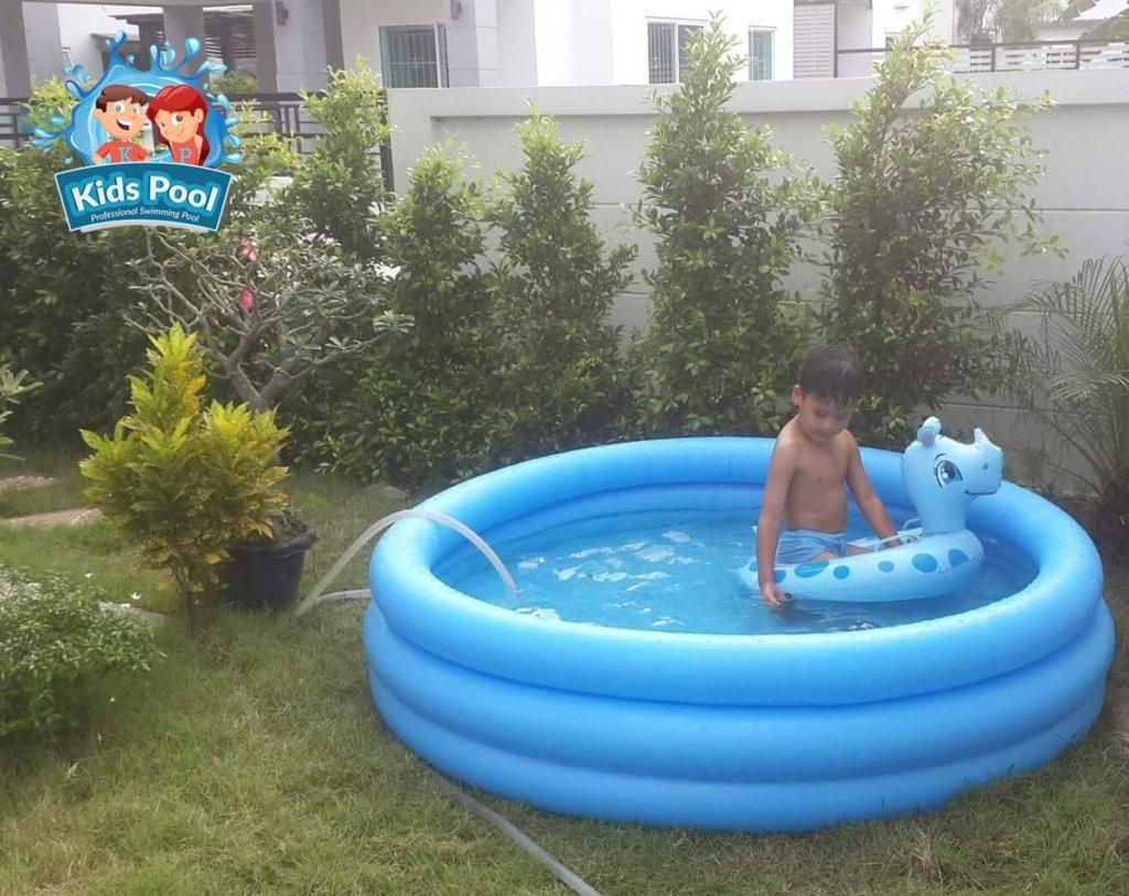 สระน้ำเด็กเป่าลม INTEX 58446 0098