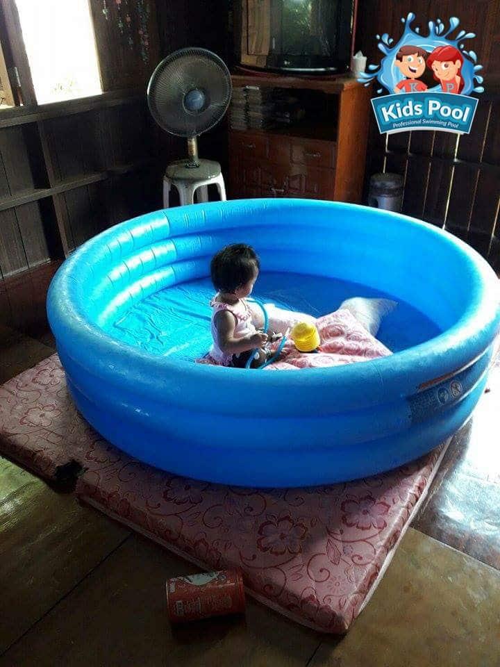 สระน้ำเด็ก Intex 001