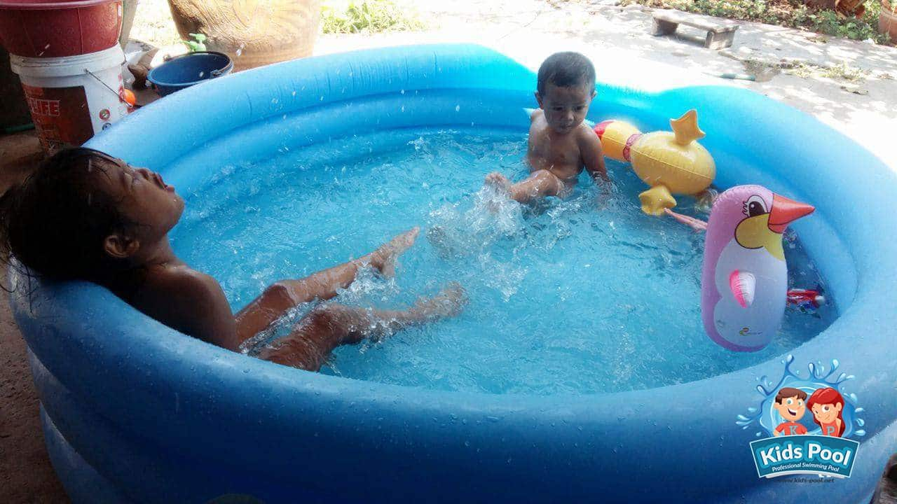 สระน้ำเด็กเป่าลม INTEX 58446 0097