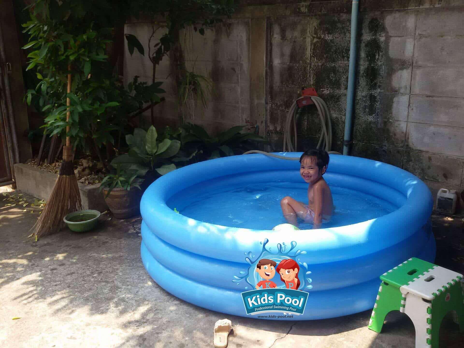สระน้ำเด็ก Intex 009