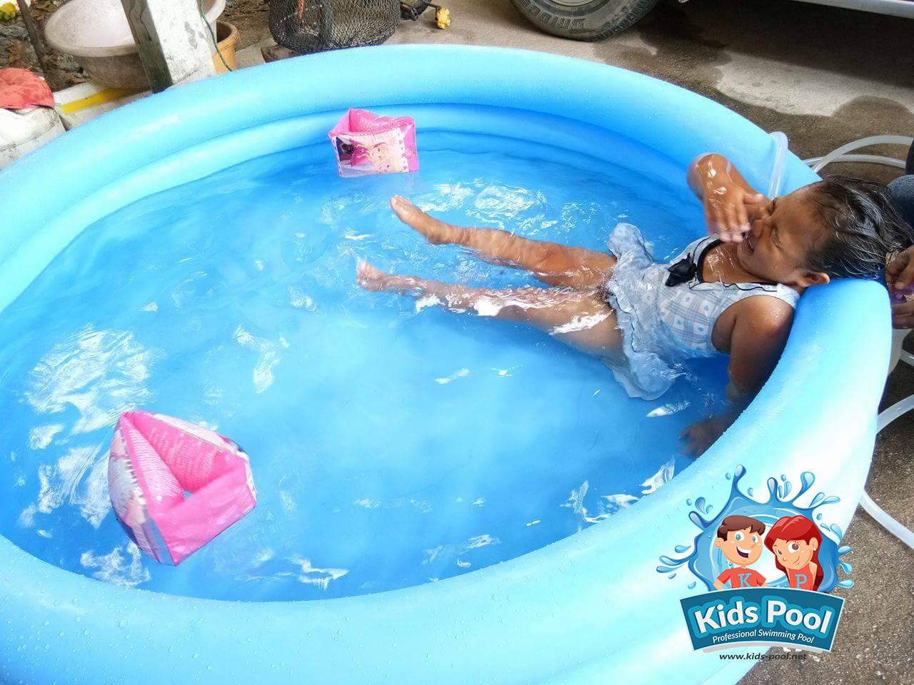 สระน้ำเด็ก Intex 011