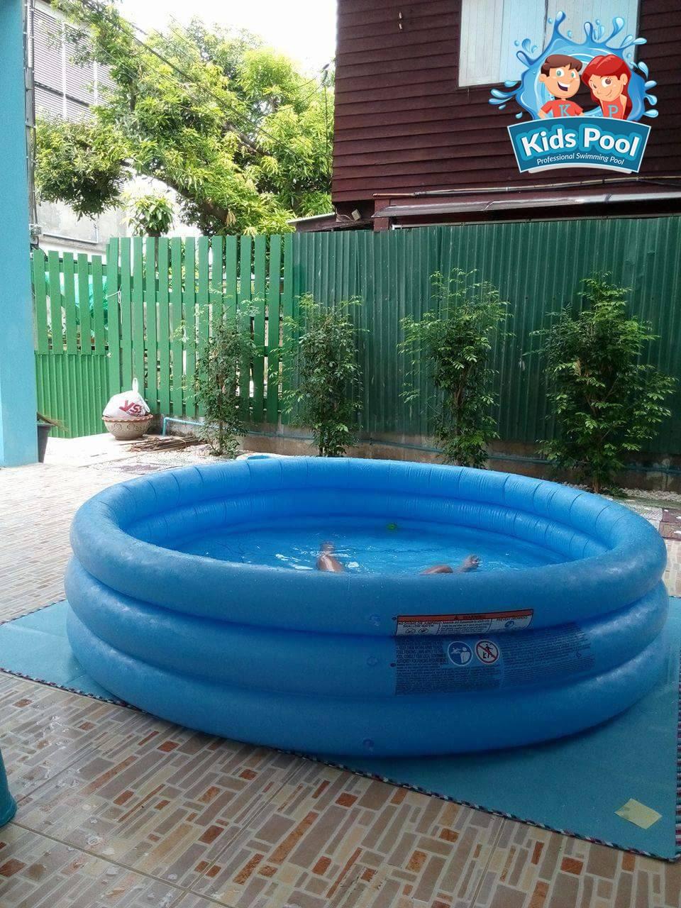 สระน้ำเด็ก Intex 004