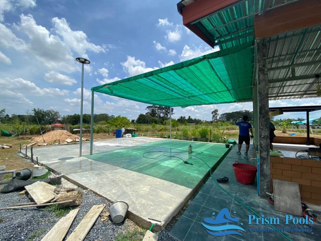 สระว่ายน้ำ intex Ultra XTR 24 ฟุต 26368 - 3