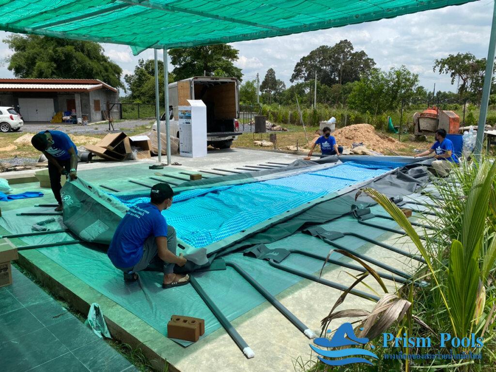 สระว่ายน้ำ intex Ultra XTR 24 ฟุต 26368 - 6