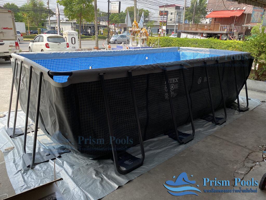 สระว่ายน้ำ intex Ultra XTR 18 ฟุต 26356 - 5