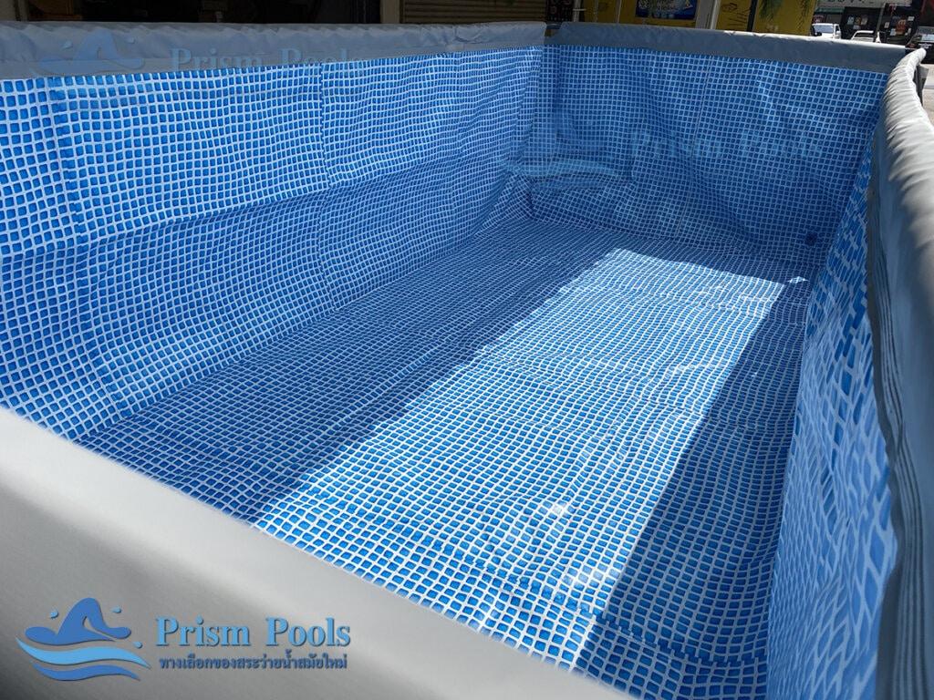 สระว่ายน้ำ intex Ultra XTR 18 ฟุต 26356 - 8