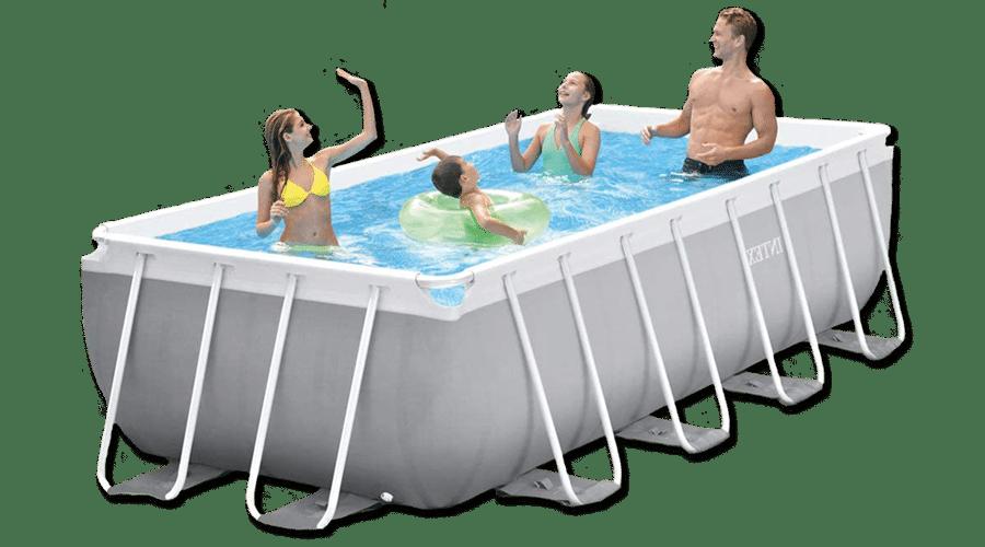 สระว่ายน้ำ Intex Prism Pools 2