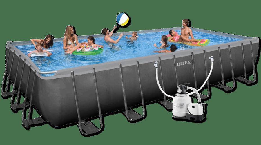 สระว่ายน้ำ Intex Ultra XTR Pools 1