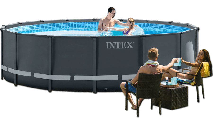 สระว่ายน้ำ Intex Ultra XTR Pools 2