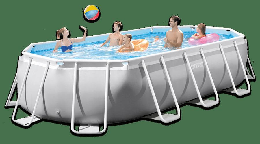 สระว่ายน้ำ Intex Prism Pools 1